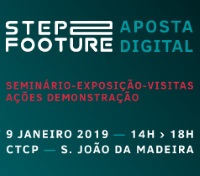Convite: Step2footure - Aposta digital