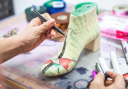 Shoe FabLab: onde as ideias ganham forma
